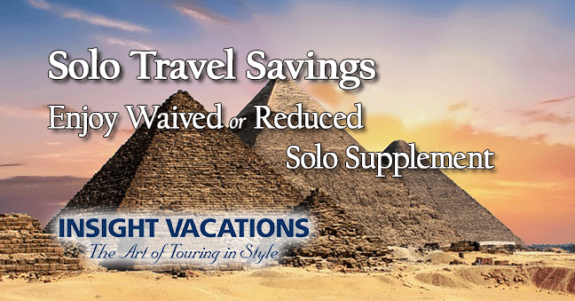 Solo Travel Offer