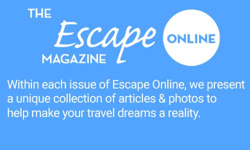 Escape Travel Magazine