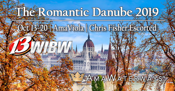 Romantic Danube with Chris Fisher