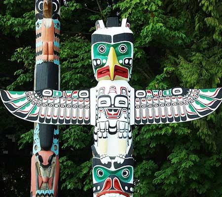 Alaska-Cruise Tour -Totem
