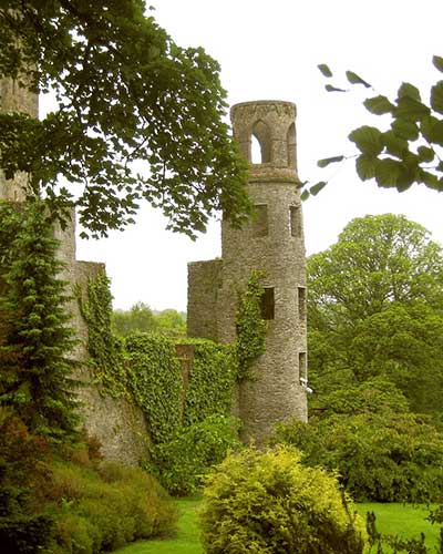 Ireland Escorted Tour - Gardens of Blarney castle