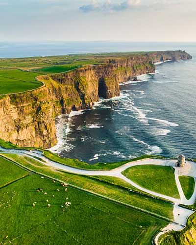 Ireland escorted Tour - Cliffs of Moher