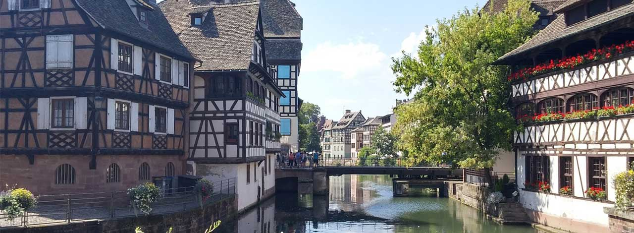 Escorted Rhine & Moselle - Strasbourg Petit France