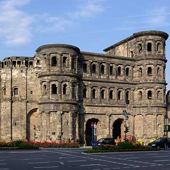 Escorted Rhine & Moselle Porta Nigra