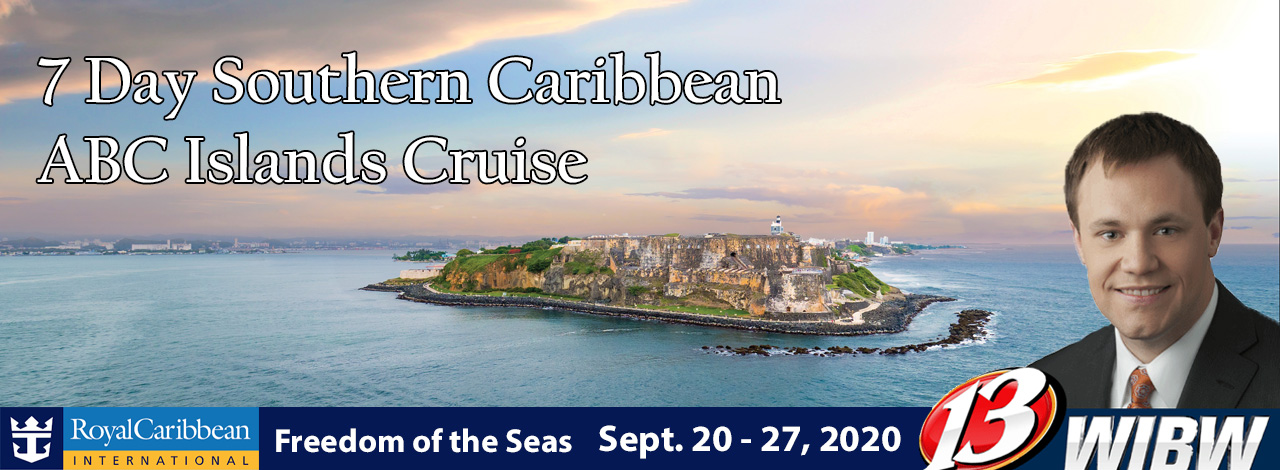 7 Day Southern Caribbean Cruise with Chris Fisher