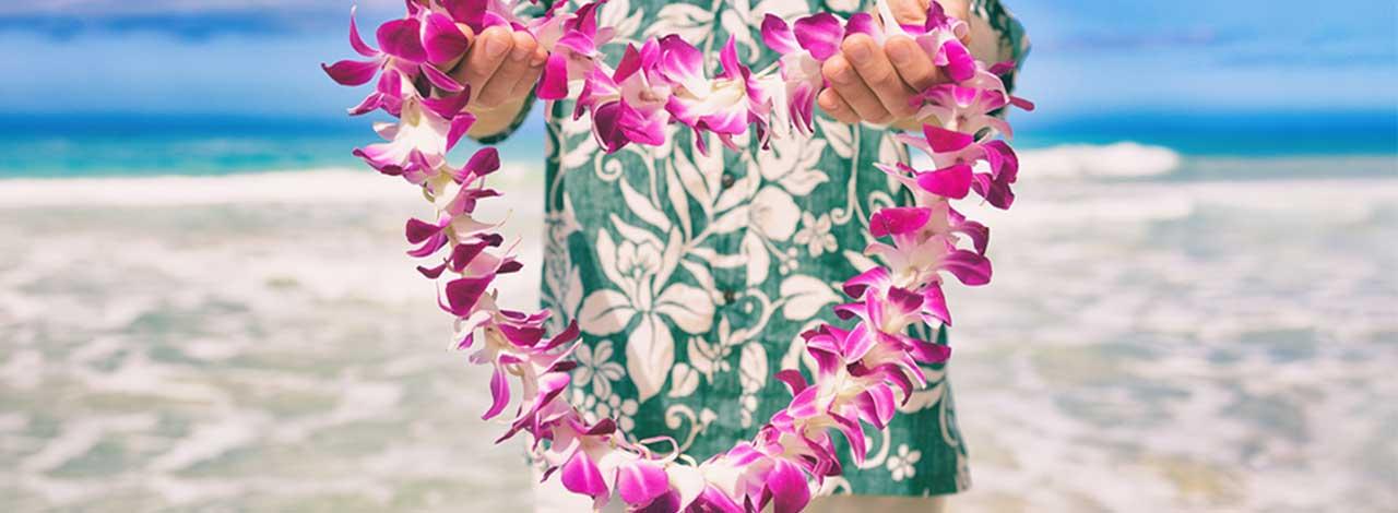 Hawaii Cruise Lei