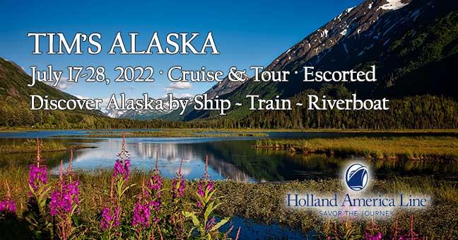 Escorted Cruise